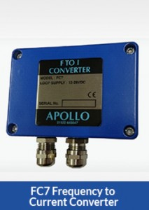 FC7 FREQUENCY TO CURRENT CONVERTER