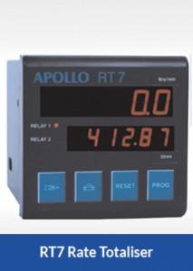 RT7 RATE TOTALISER