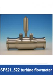 SP521/522 Turbine Flowmeter